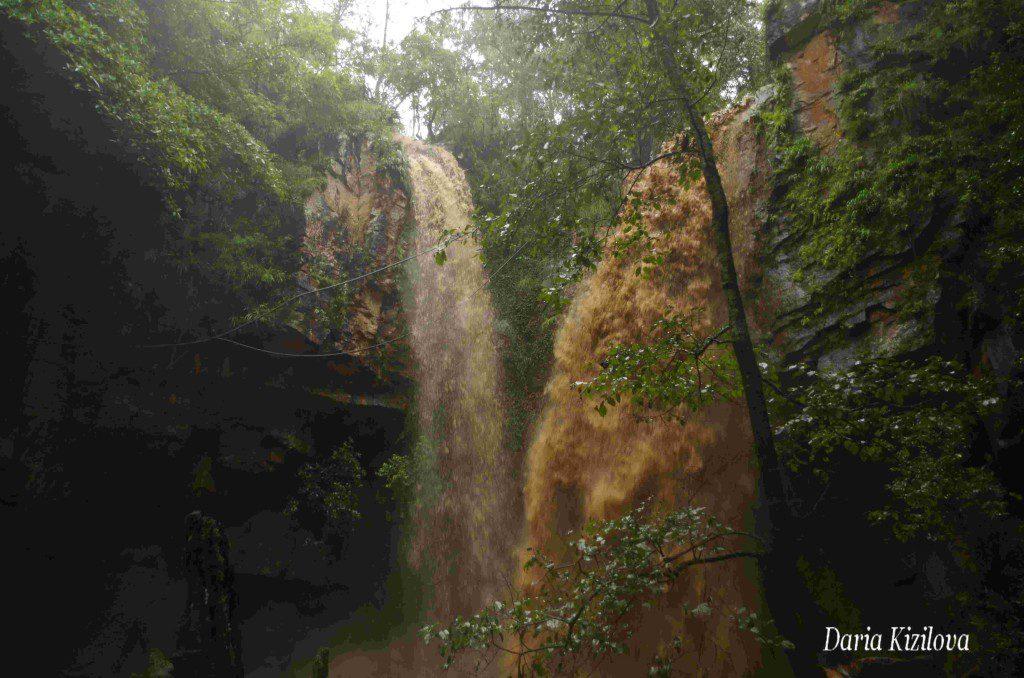 Cascadas de Mazamitla