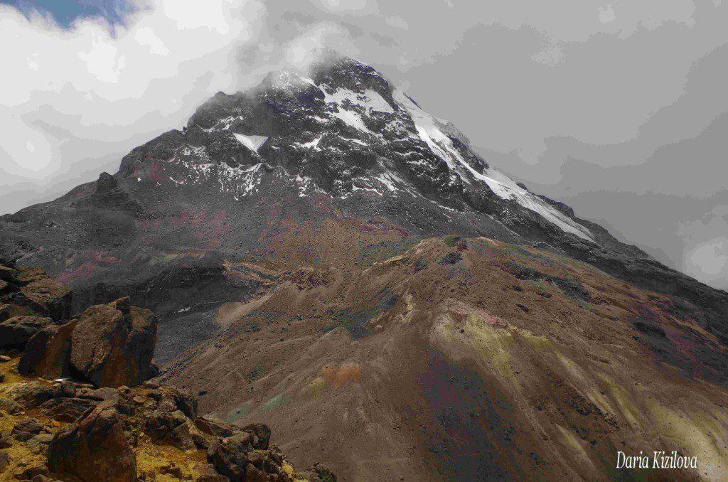 Горы Эквадора