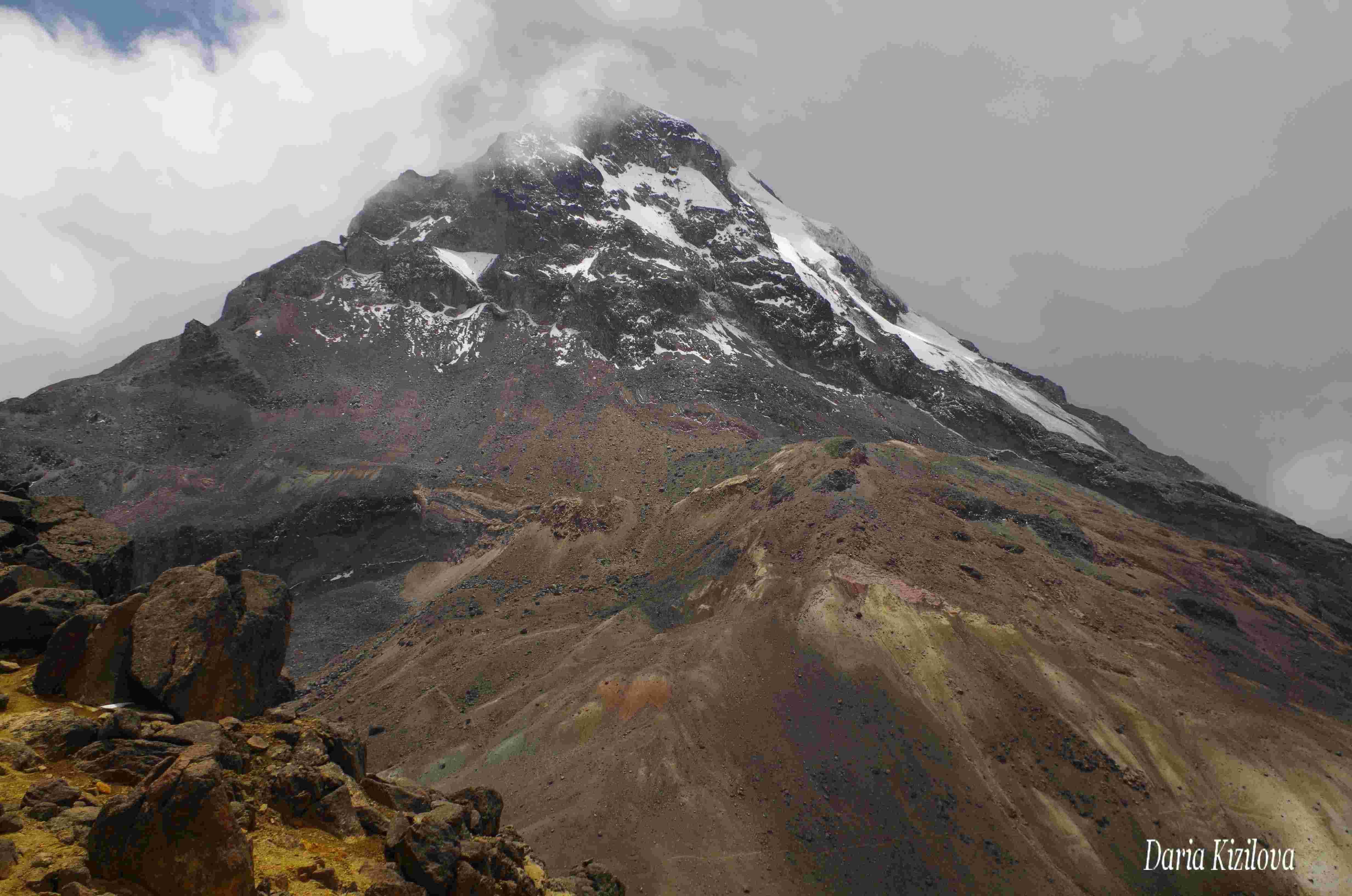 Ecuador Mountaineering