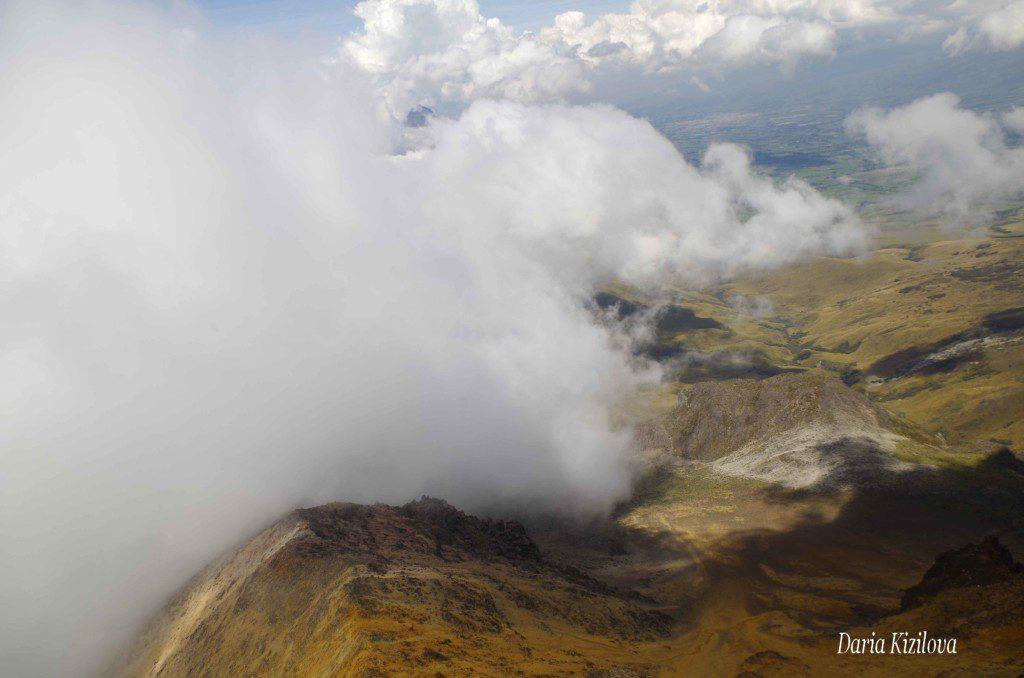 Montaña de Ecuador