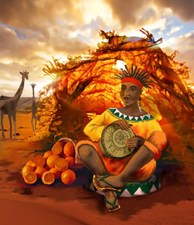 Африка культура