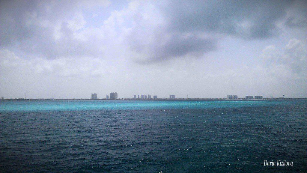 Канкун Пляжи