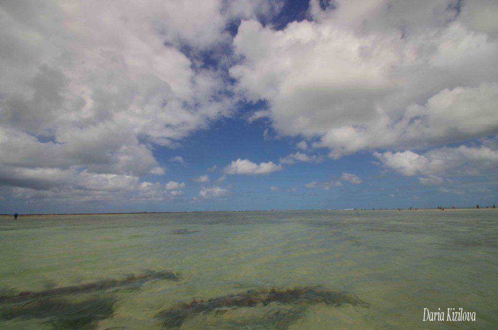 Бразилия океан пляжи