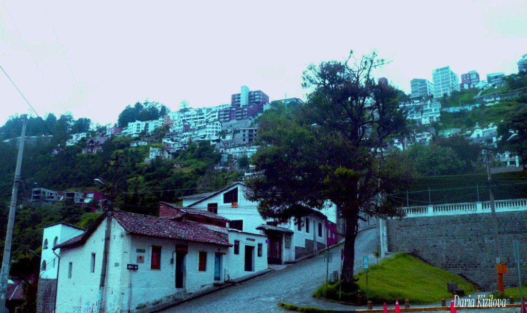 Жить в Кито