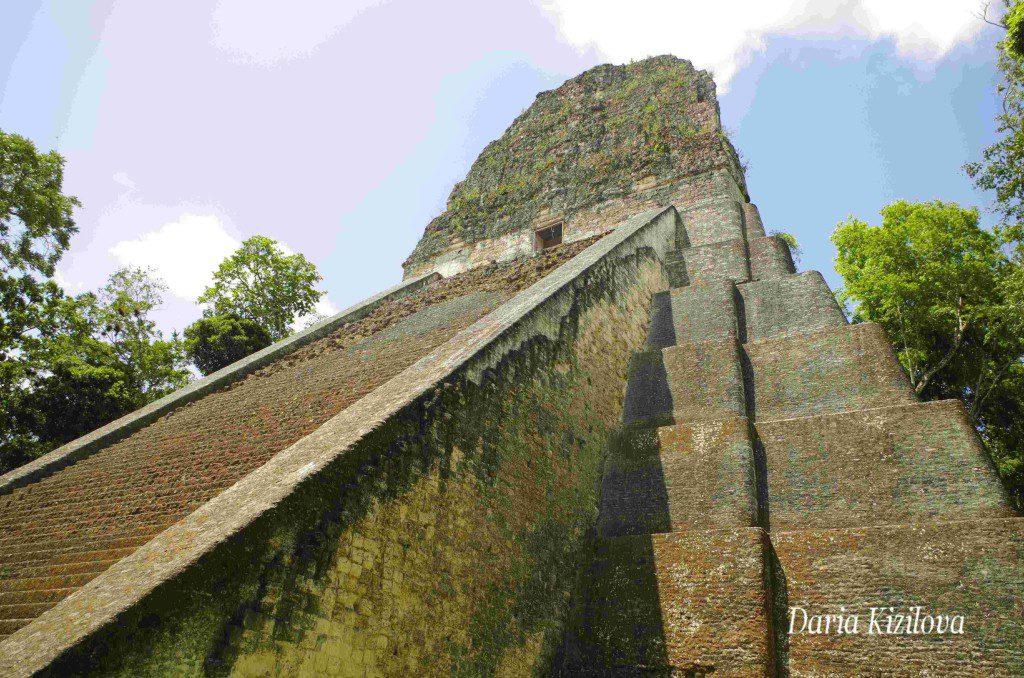 Пирамиды Гватемалы