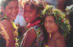 Лица Полинезии