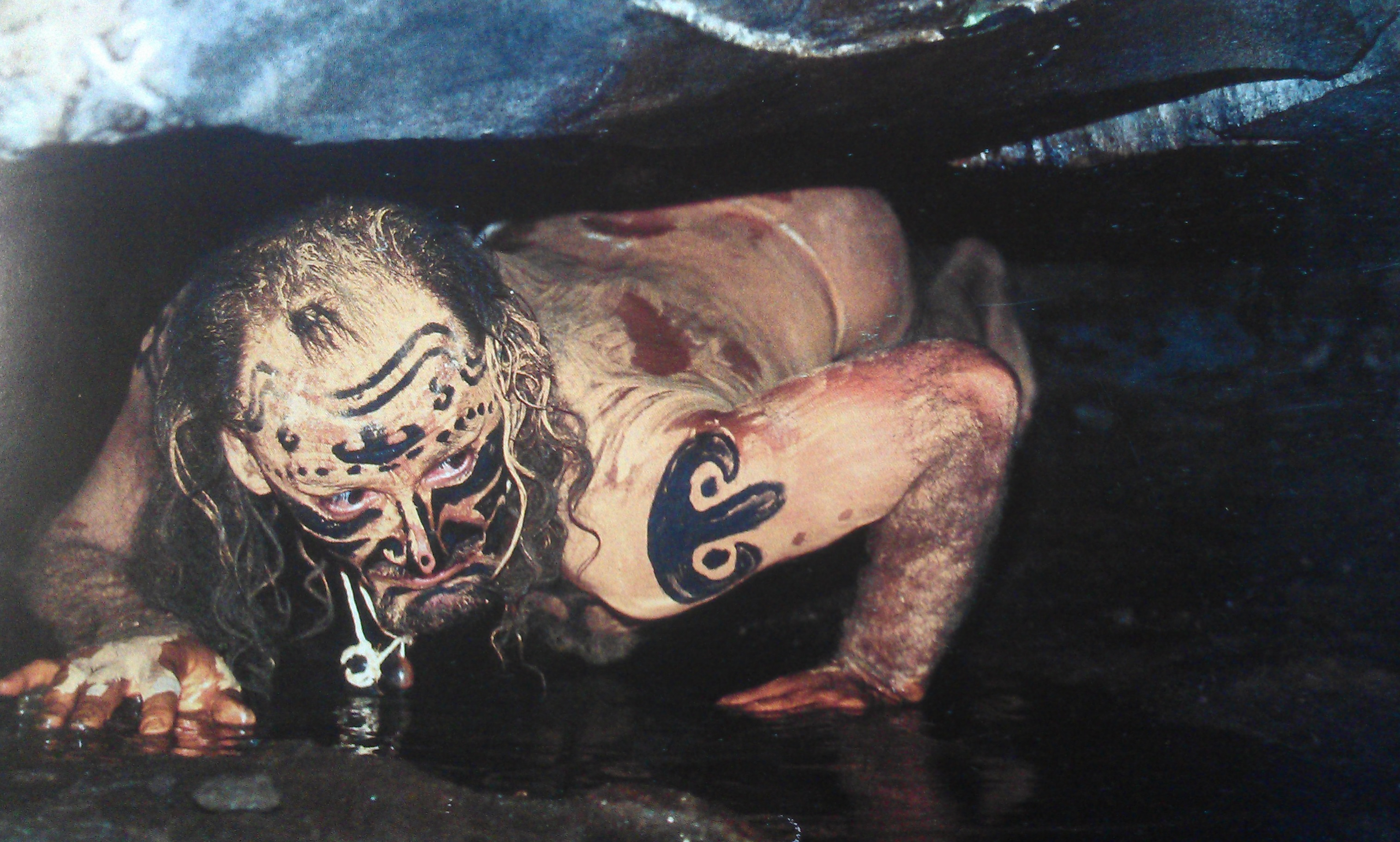 Ana O Keke Cave Rapa Nui
