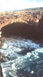 Ana Kai Tangata Cave