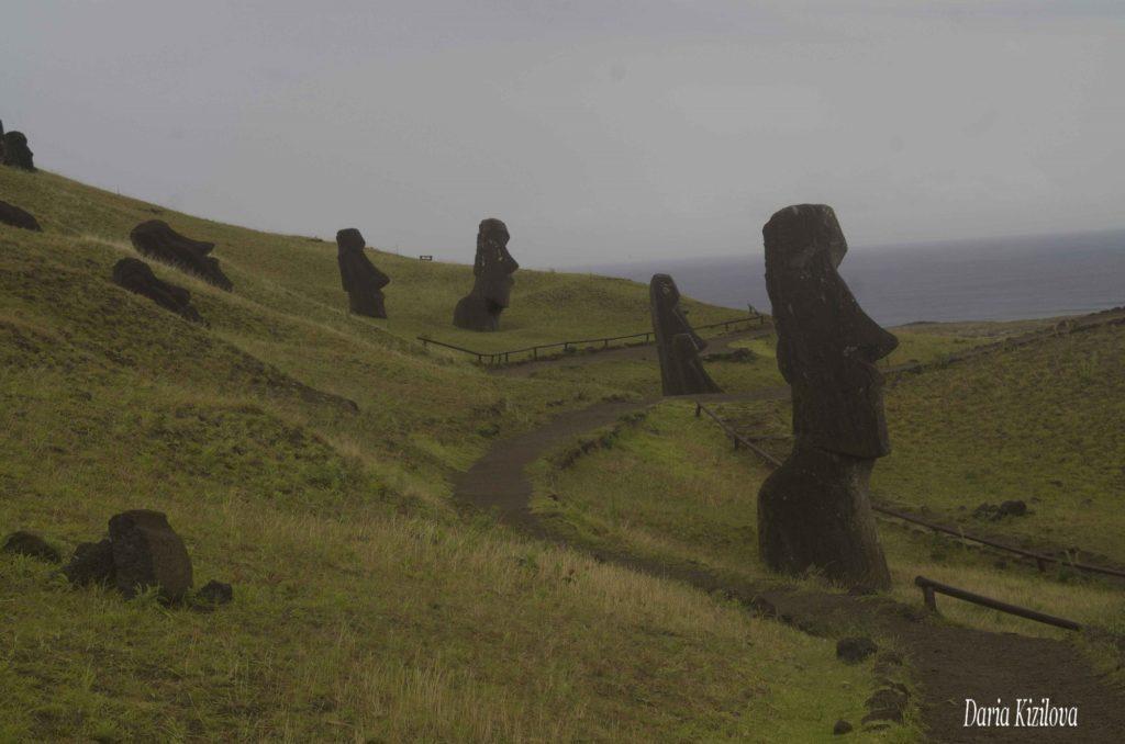 Rutas Rapa Nui
