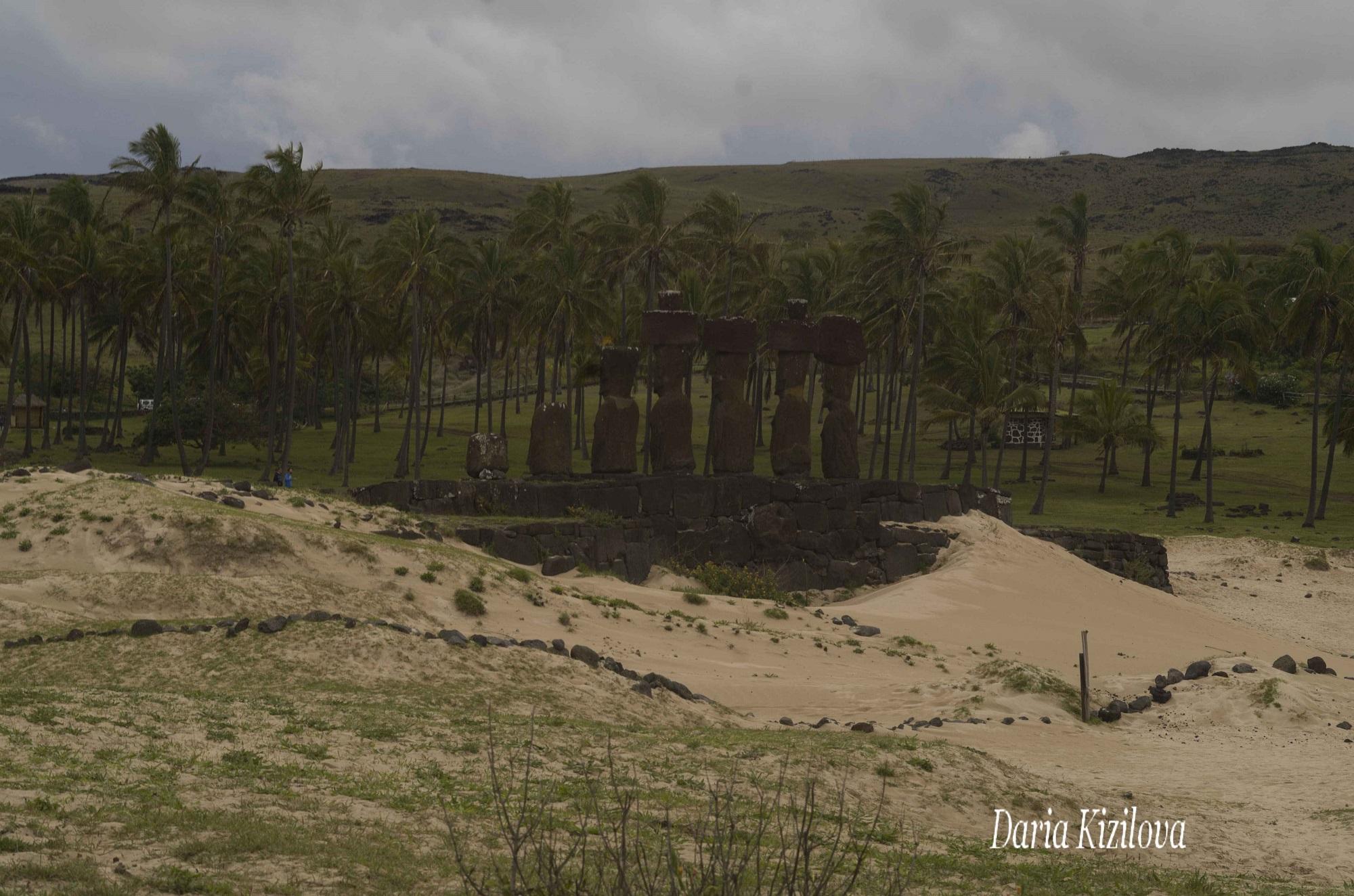 Anakena Rapa Nui