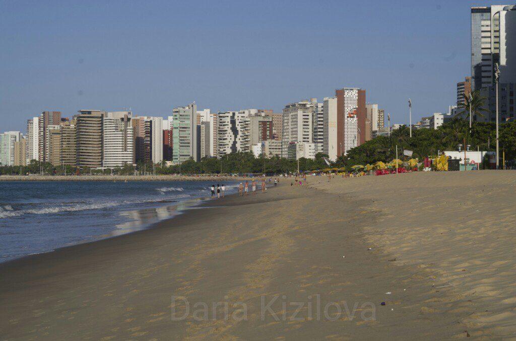 Поехать в Форталезу