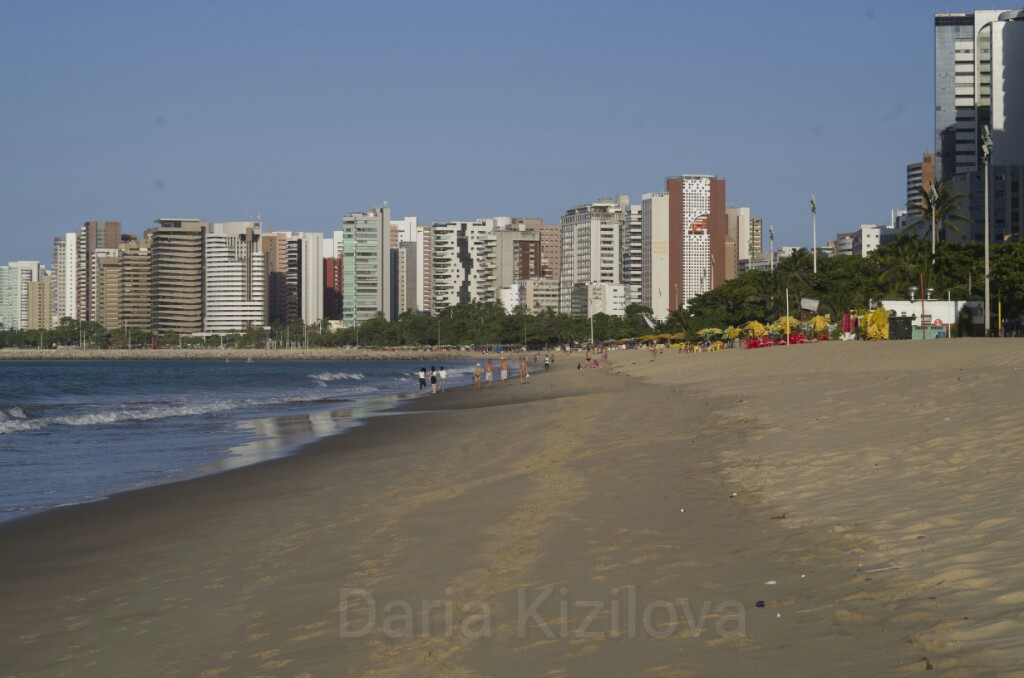 Travel to Fortaleza