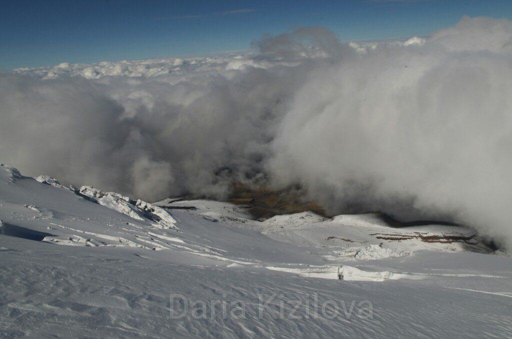 Поход в Горы Эквадора