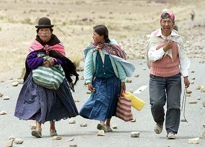 Индейцы Кечуа