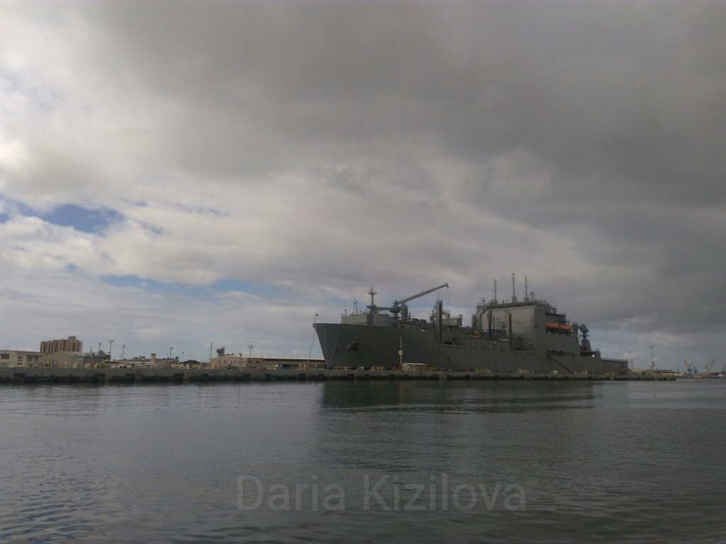 Ships of Pearl Harbour