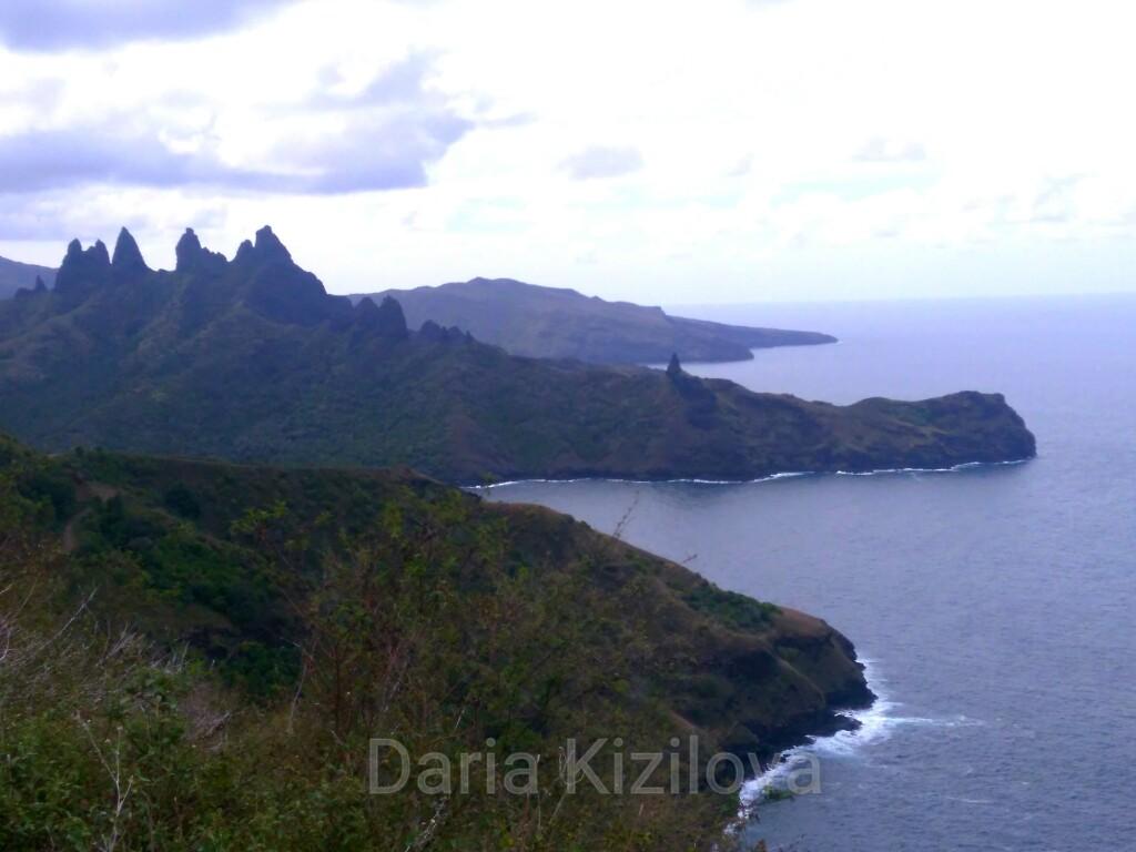 Nuku Hiva Islands