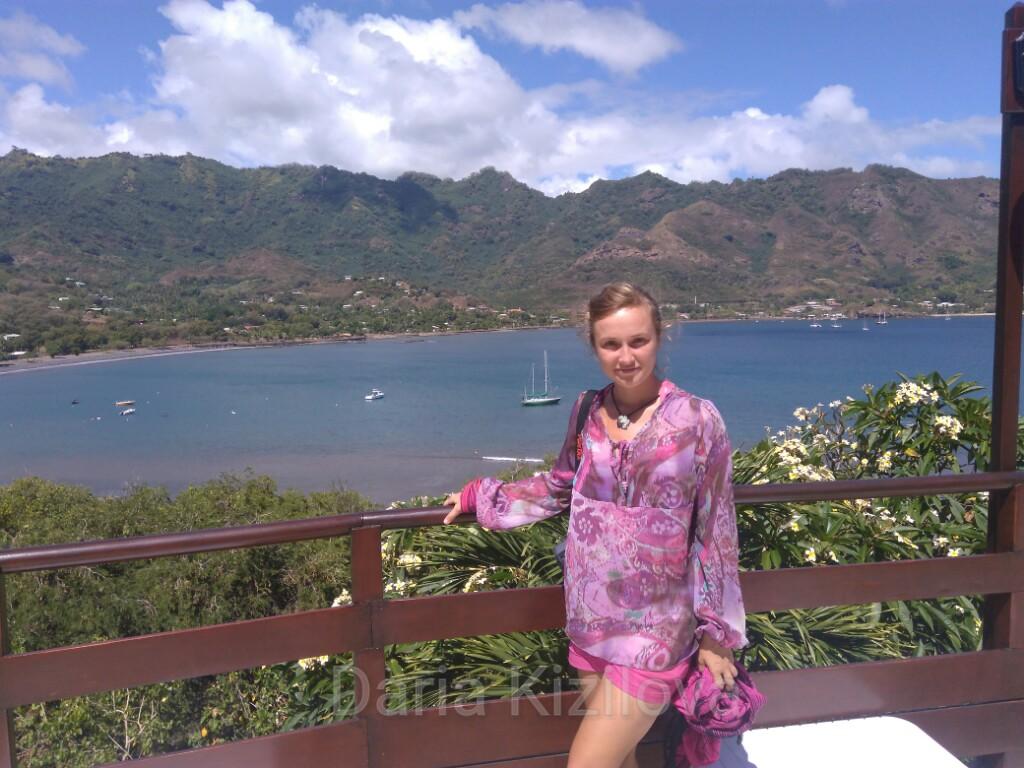 Trip to Polynesia