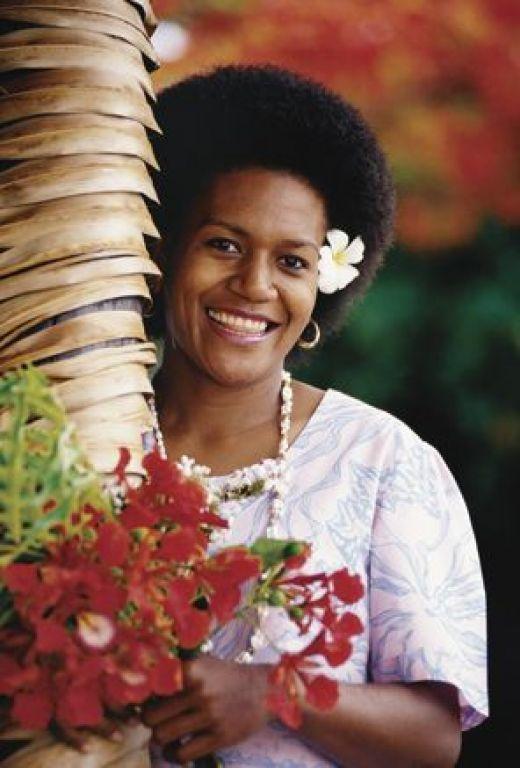 Fiji Woman