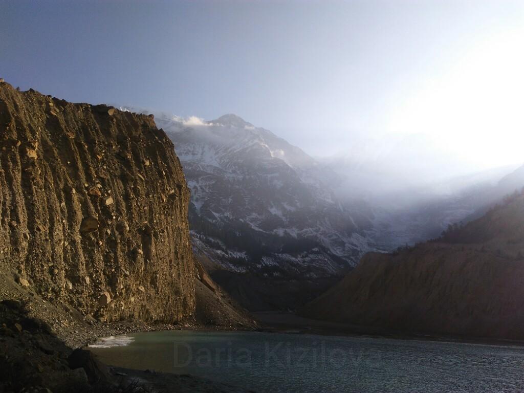 Озера в Непале