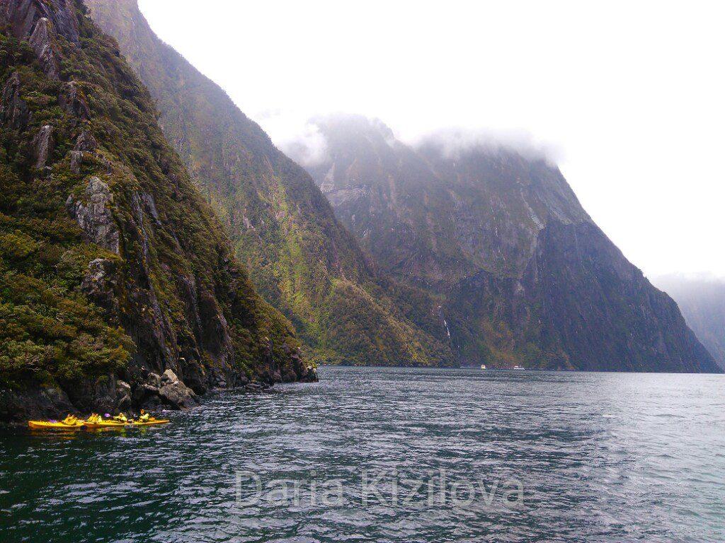 Поехать в Новую Зеландию