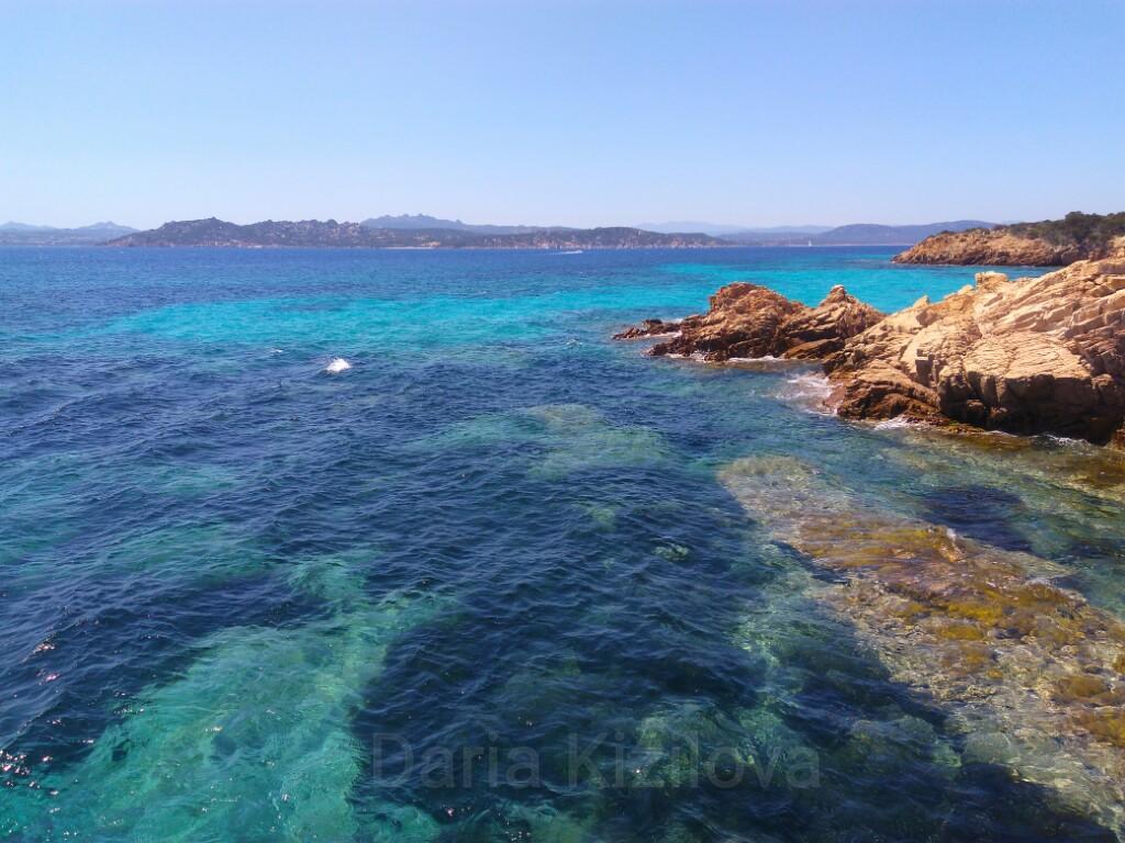 Сардиния Средиземное Море