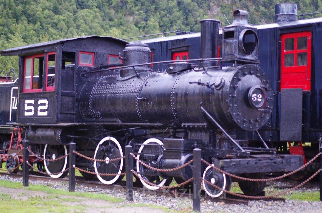 Поезд на Аляске