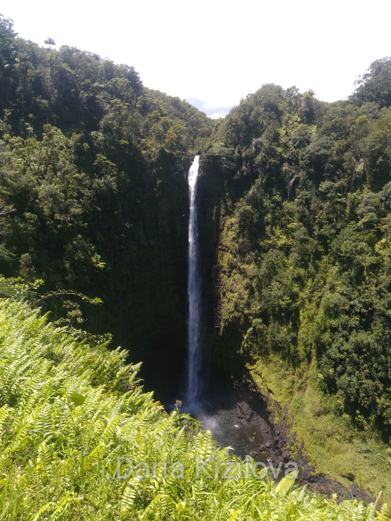 Waterfalls of Hawaii