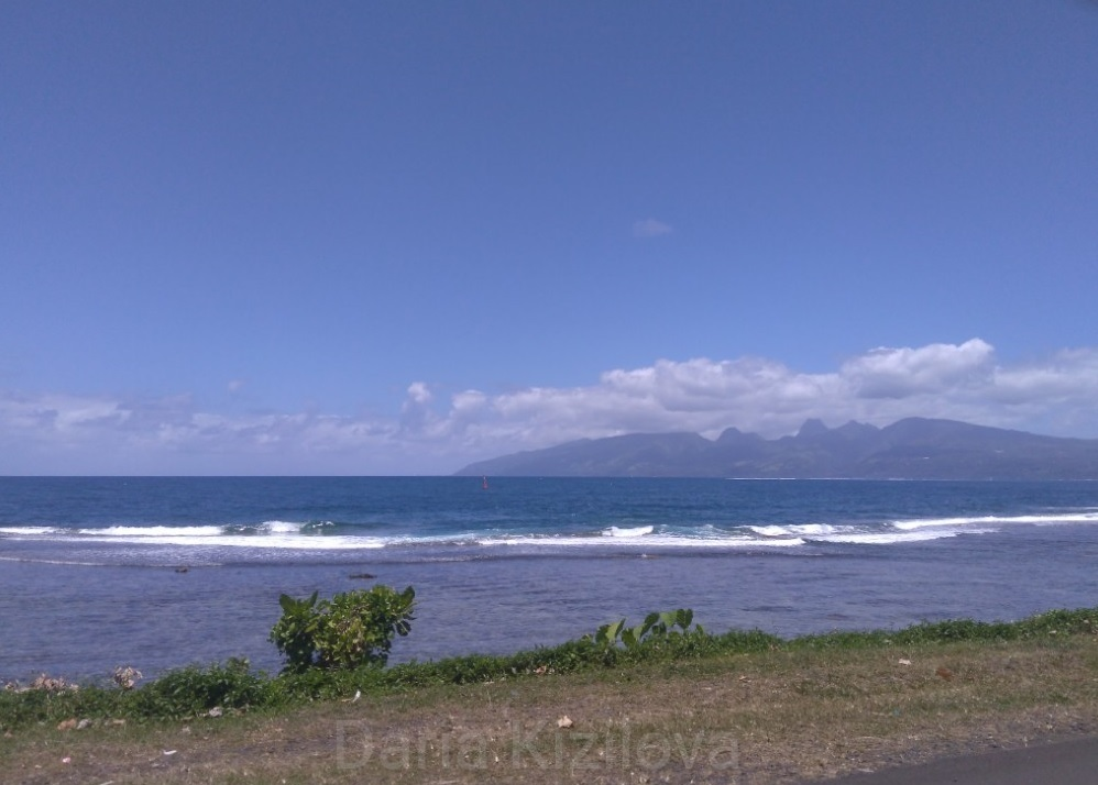 Trip to Tahiti