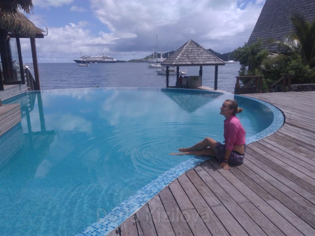 Life on Bora Bora