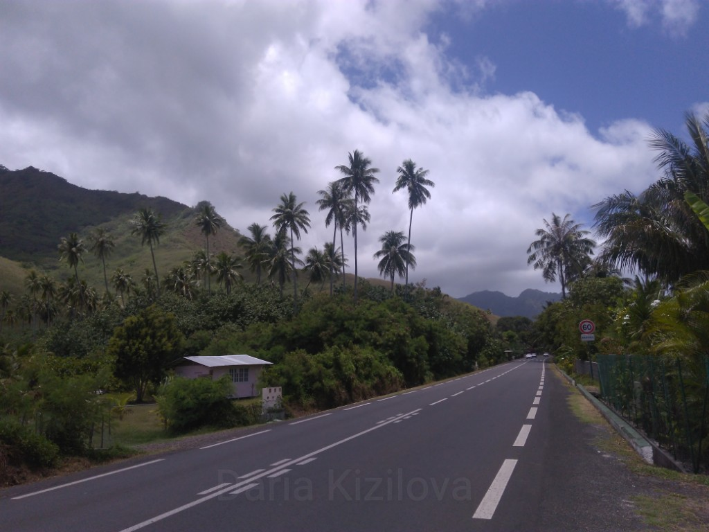 Viajar en Polinesia