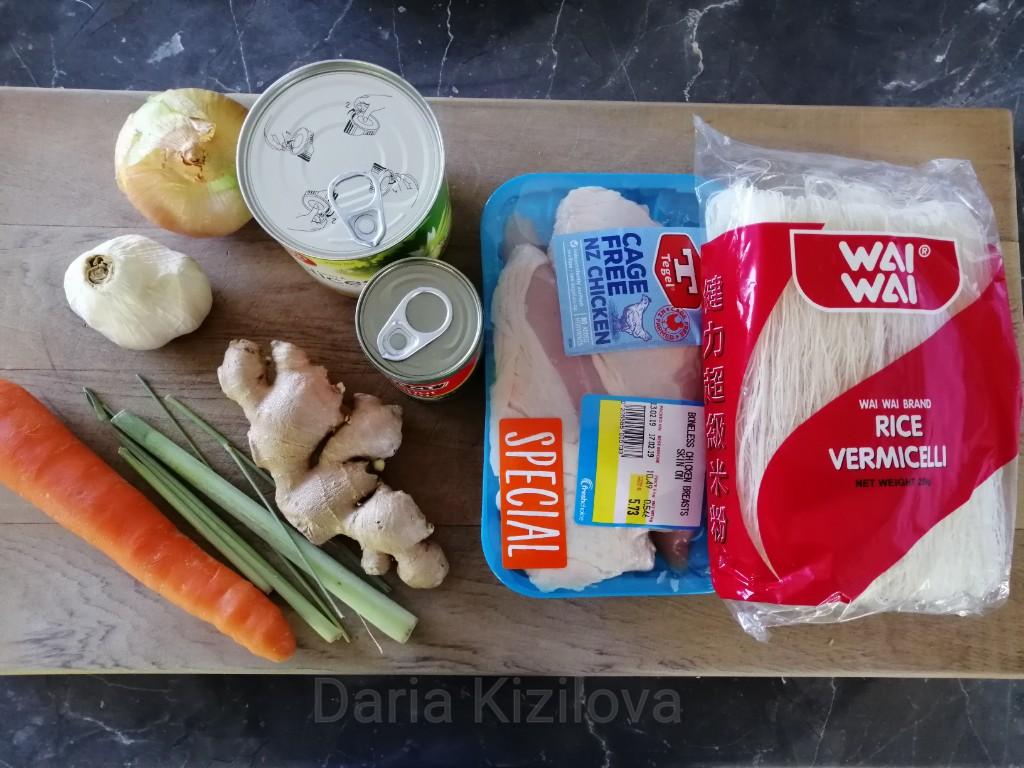 Тайский Рецепт