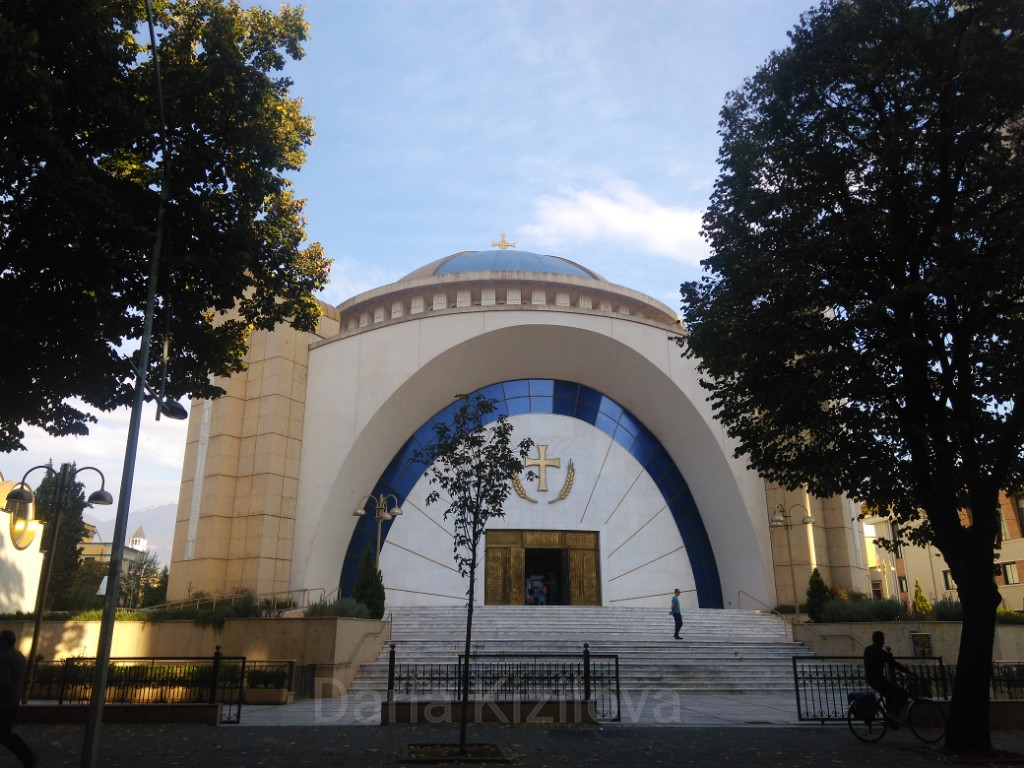Resurrection Cathedral, Tirana