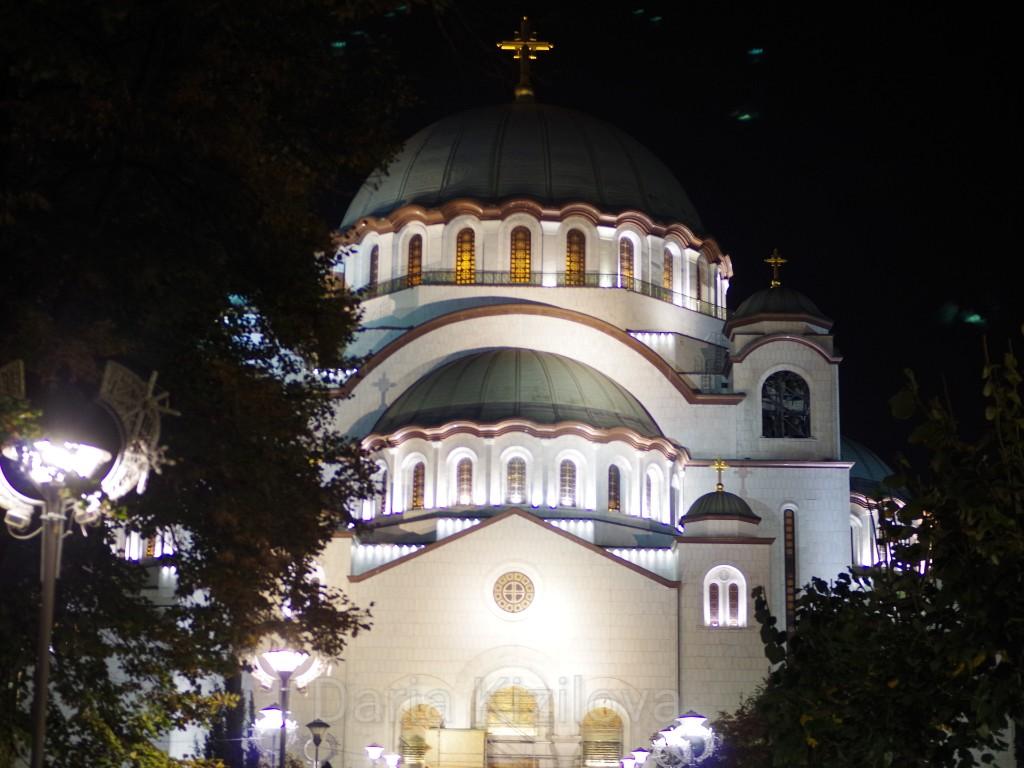Temples of Belgrade