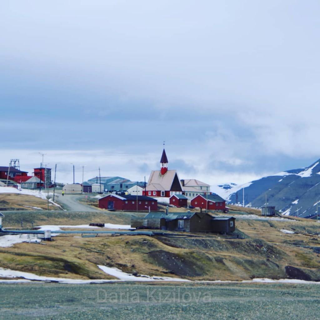 Cities of Svalbard