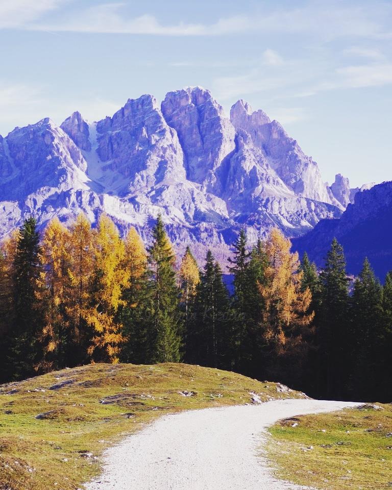 Альпы Доломитовые