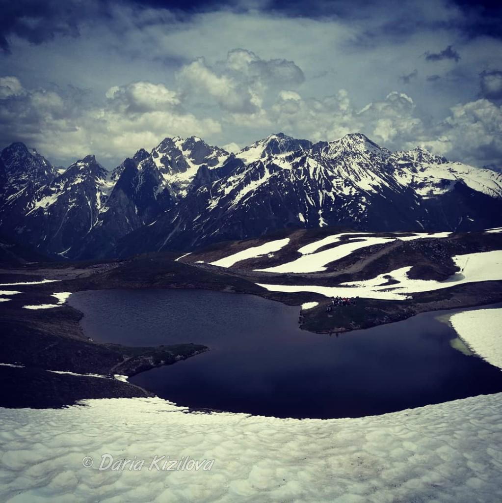 Mountains of Caucasus