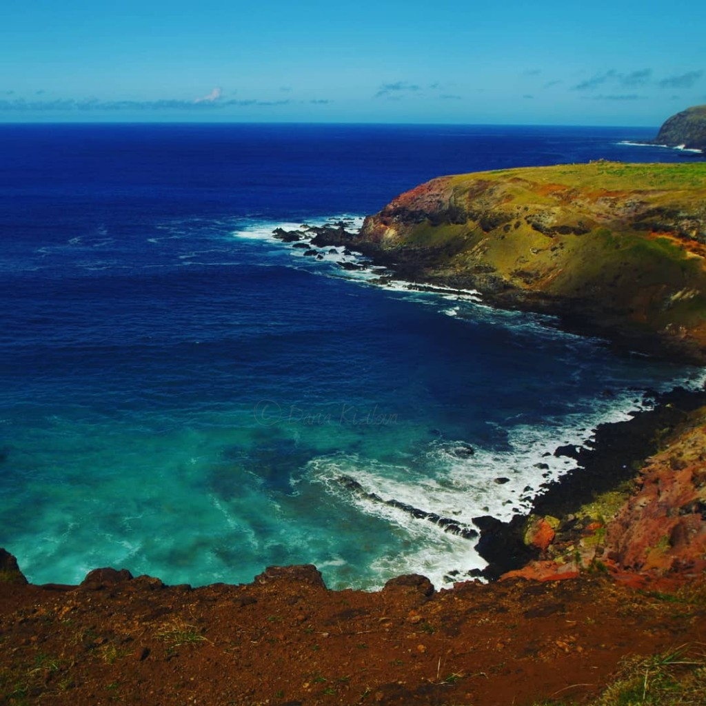 Beaches on Easter Island