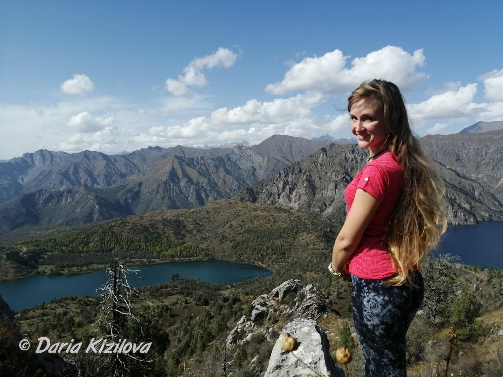 Lakes in Kyrgyzstan