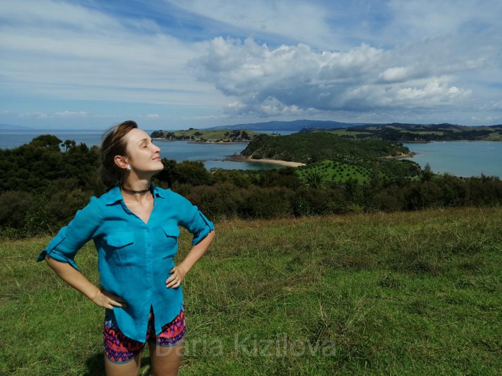 Остров Новой Зеландии
